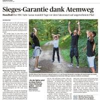 AZ Aarau, vom: Freitag, 25. August 2017