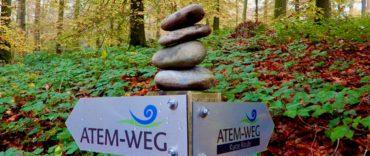 Kraftorte Schweiz besucht den Atem-Weg